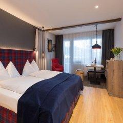 Отель Sunstar Hotel Davos Швейцария, Давос - отзывы, цены и фото номеров - забронировать отель Sunstar Hotel Davos онлайн комната для гостей фото 4
