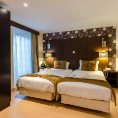 Отель Duas Nacoes Португалия, Лиссабон - 7 отзывов об отеле, цены и фото номеров - забронировать отель Duas Nacoes онлайн комната для гостей фото 2