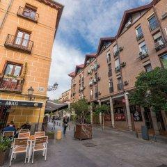 Отель Apartamento mercado San Miguel