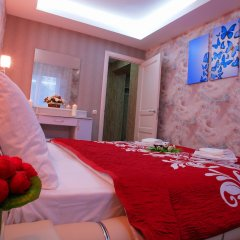 Апартаменты Moscow city center комната для гостей