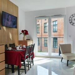 Отель Praga Elegant Studio Польша, Варшава - отзывы, цены и фото номеров - забронировать отель Praga Elegant Studio онлайн комната для гостей