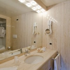 Отель Grande Albergo Roma Пьяченца ванная
