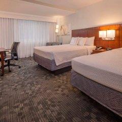 Отель Courtyard Arlington Rosslyn комната для гостей фото 2