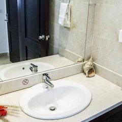 Отель Karibo Punta Cana Доминикана, Пунта Кана - отзывы, цены и фото номеров - забронировать отель Karibo Punta Cana онлайн ванная