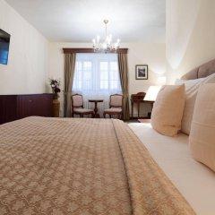 Отель Aurus Чехия, Прага - 6 отзывов об отеле, цены и фото номеров - забронировать отель Aurus онлайн комната для гостей фото 5