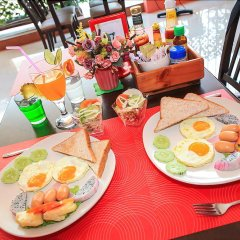 Отель Central Pattaya Garden Resort Таиланд, Паттайя - отзывы, цены и фото номеров - забронировать отель Central Pattaya Garden Resort онлайн питание фото 2