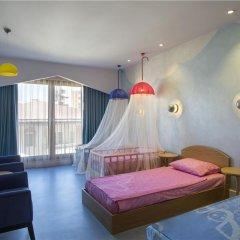 Barut Acanthus & Cennet Турция, Сиде - 2 отзыва об отеле, цены и фото номеров - забронировать отель Barut Acanthus & Cennet - All Inclusive онлайн комната для гостей фото 2