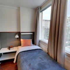 Отель Forenom Aparthotel Helsinki Kamppi комната для гостей