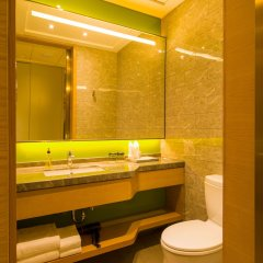 Отель The Mulian Urban Resort Hotels Nansha ванная фото 2