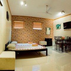 Отель Dive Villa Thoddoo Мальдивы, Атолл Алиф-Алиф - отзывы, цены и фото номеров - забронировать отель Dive Villa Thoddoo онлайн комната для гостей фото 3