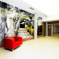 Park Hotel Diament Zabrze/Gliwice интерьер отеля
