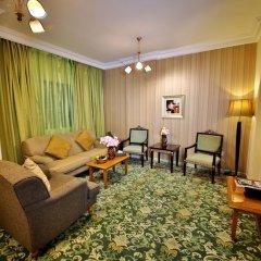 Отель Midtown Furnished Apartments ОАЭ, Аджман - отзывы, цены и фото номеров - забронировать отель Midtown Furnished Apartments онлайн интерьер отеля