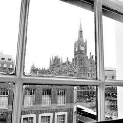 Kings Cross Inn Hotel балкон