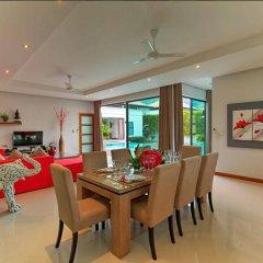 Отель Baannaraya Exclusive Pool Villa Residence в номере фото 2