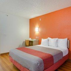 Отель Motel 6 Tacoma, WA - South США, Такома - отзывы, цены и фото номеров - забронировать отель Motel 6 Tacoma, WA - South онлайн комната для гостей фото 2