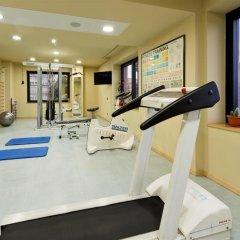 Отель Abba Madrid Мадрид фитнесс-зал фото 2