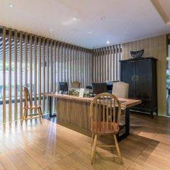 Отель Arcadia Suites Bangkok Бангкок интерьер отеля фото 3