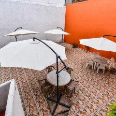 Hotel Posada San Pablo балкон