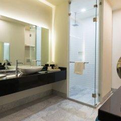 Отель Baruk Guadalajara Hotel de Autor Мексика, Гвадалахара - отзывы, цены и фото номеров - забронировать отель Baruk Guadalajara Hotel de Autor онлайн ванная
