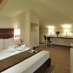 Отель Assenzio Чехия, Прага - 14 отзывов об отеле, цены и фото номеров - забронировать отель Assenzio онлайн комната для гостей фото 4