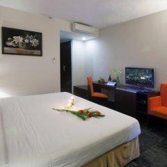 Отель Temple Da Nang комната для гостей