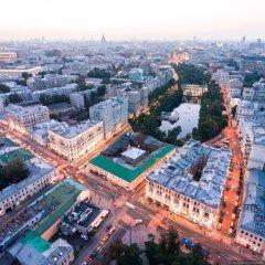 Апартаменты Venice Apartments Москва спортивное сооружение