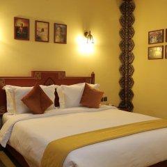 Отель Oscar Hotel by Atlas Studios Марокко, Уарзазат - отзывы, цены и фото номеров - забронировать отель Oscar Hotel by Atlas Studios онлайн комната для гостей фото 5