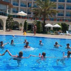 Annabella Diamond Hotel & Spa Турция, Аланья - отзывы, цены и фото номеров - забронировать отель Annabella Diamond Hotel & Spa - All Inclusive онлайн фитнесс-зал фото 4