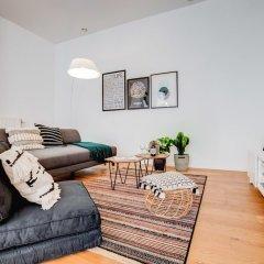 Апартаменты Sweet Inn Apartments - Livourne II Брюссель комната для гостей фото 4
