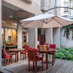 Отель Citadines Maine Montparnasse Париж