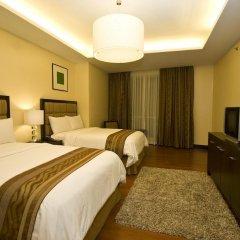 Crown Regency Hotel and Towers Cebu комната для гостей фото 3