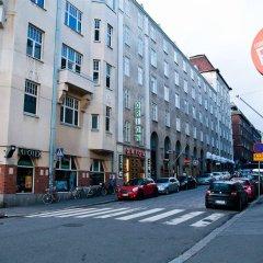 Отель Forenom Aparthotel Helsinki Kamppi