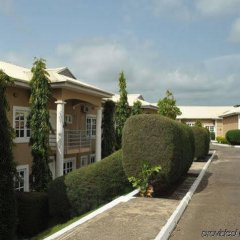 Protea Hotel Apo Apartments парковка