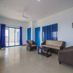 Отель OYO 11899 Home Greek Style 4BHK Penthouse Bambolim Гоа комната для гостей фото 5