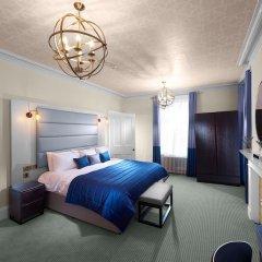 Chancellors Hotel And Conference Манчестер комната для гостей фото 3