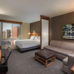 Отель Hyatt Place Chicago-South/University Medical Center комната для гостей