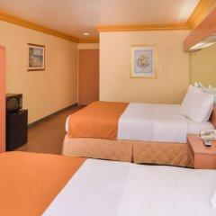 Отель Value Inn Worldwide-LAX комната для гостей фото 5