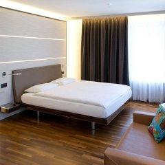 Отель St. Josef Цюрих комната для гостей