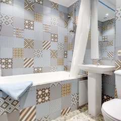 Отель Roomp Fontanka Mini Санкт-Петербург ванная