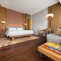 Отель Andaz Singapore - a concept by Hyatt комната для гостей