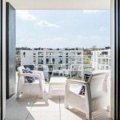 Апартаменты Lion Apartments - Blue Marina балкон