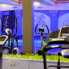 Отель Cron Palace Tbilisi Тбилиси фитнесс-зал фото 2