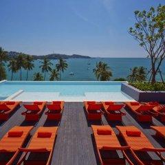 Отель Bandara Phuket Beach Resort бассейн фото 3