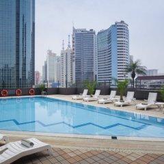Отель Guangzhou Crystal Orange Гуанчжоу с домашними животными
