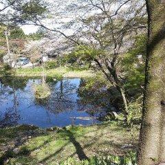Отель Cultural Property Of Japan Senzairo Йоро приотельная территория