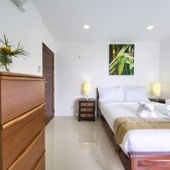 Отель Villa Jasmin Таиланд, Самуи - отзывы, цены и фото номеров - забронировать отель Villa Jasmin онлайн комната для гостей фото 4