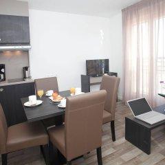 Отель Odalys City Paris Levallois Франция, Леваллуа-Перре - 2 отзыва об отеле, цены и фото номеров - забронировать отель Odalys City Paris Levallois онлайн комната для гостей