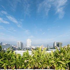 Отель United Residence Таиланд, Бангкок - отзывы, цены и фото номеров - забронировать отель United Residence онлайн балкон