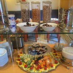 Hotel Orangerie Дюссельдорф питание