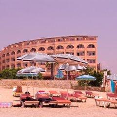 Doris Aytur Hotel пляж